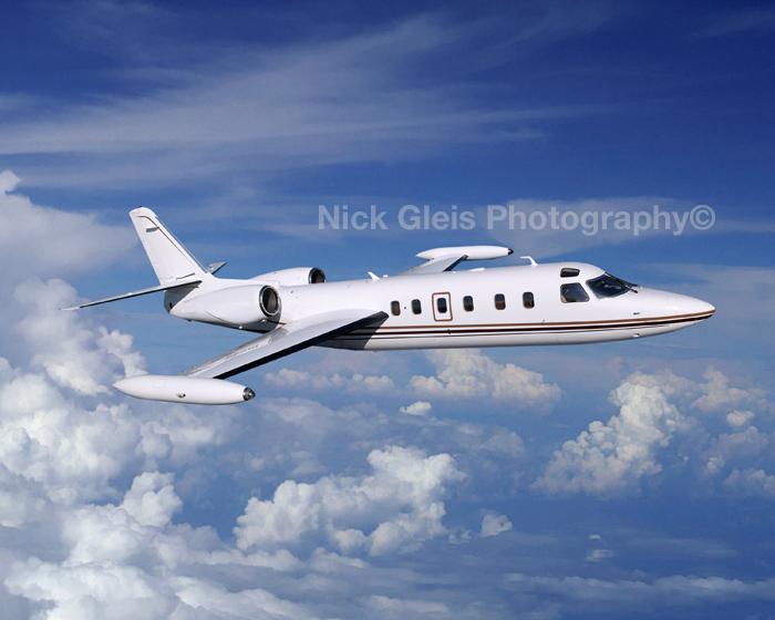 Nick Gleis Photography  Small Corporate Jet Portfolio